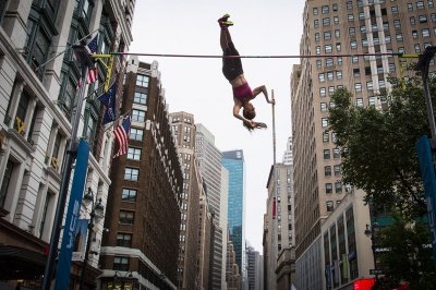 pole vault new york