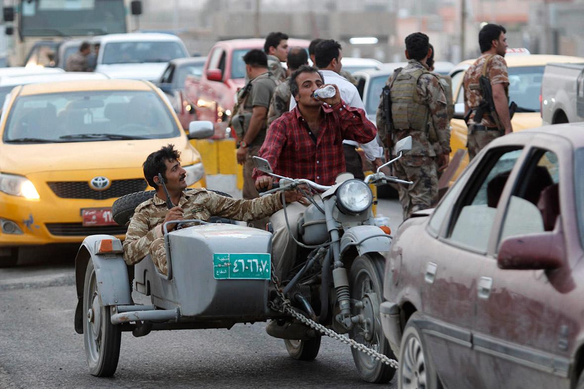 iraq looting