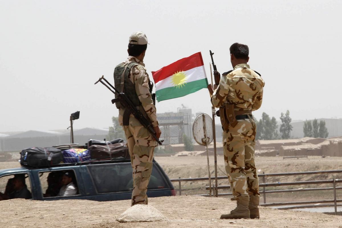 Kirkuk Kurds Iraq