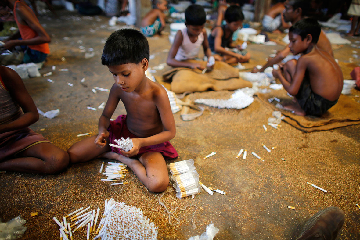 child labour bangladesh