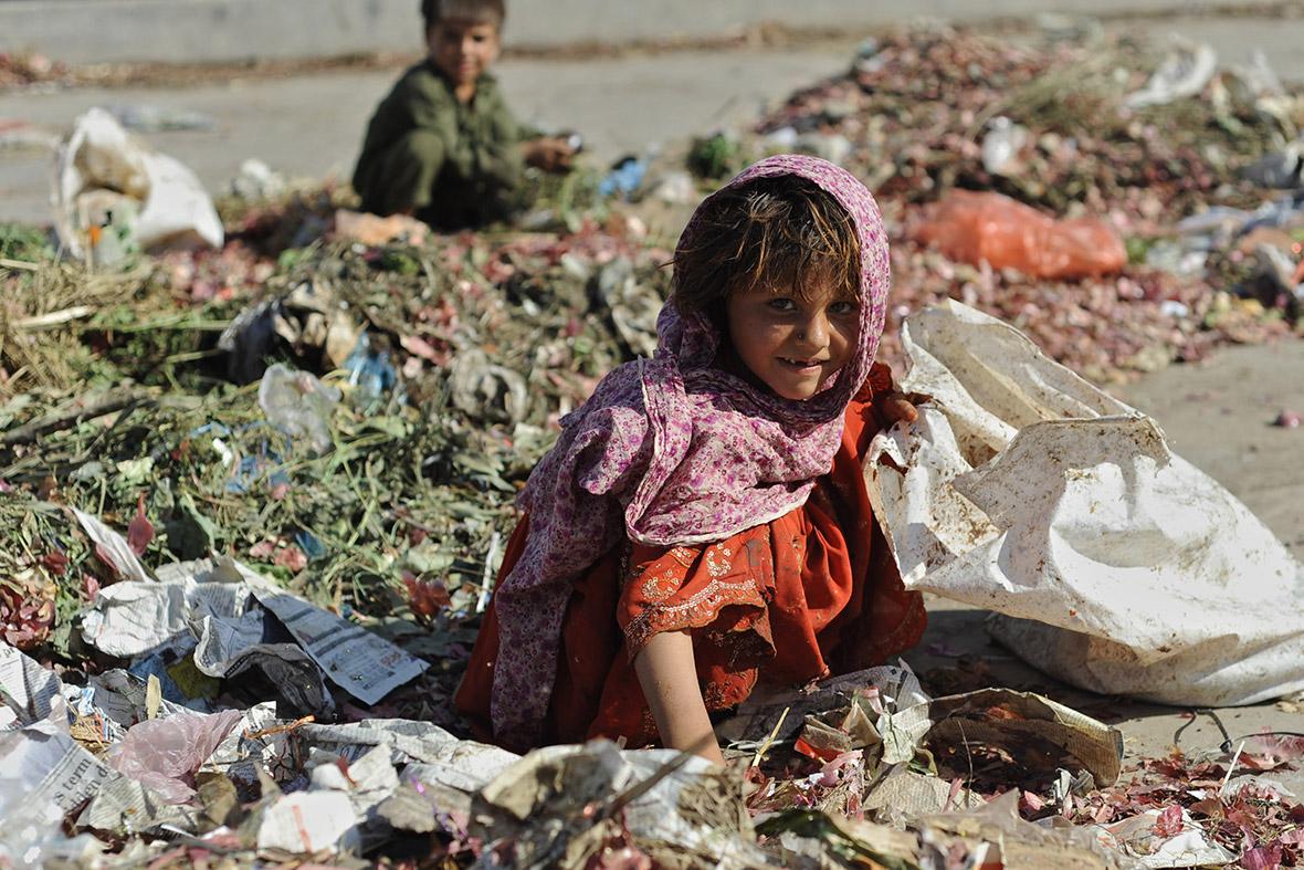 child labour pakistan