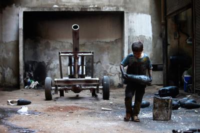 child labour syria