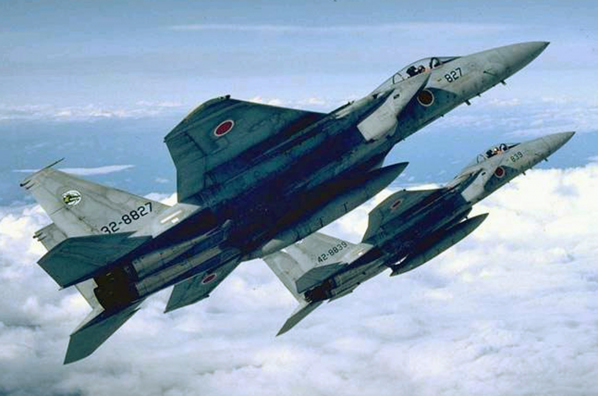 Japan and China Trade Blame over Fighter Jets' Close Encounter