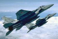Japan and China Trade Blame over Fighter Jets\' Close Encounter