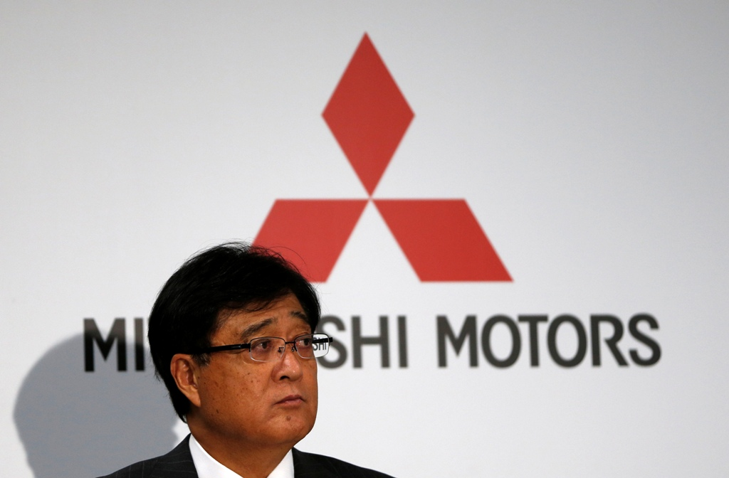 Mitsubishi Motors President Osamu Masuko
