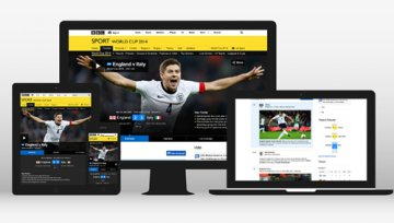 BBC World Cup TV, Online, Smartphone, Tablet