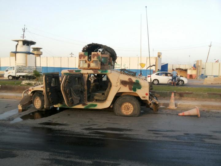 Iraq Crisis ISIS Jihadists March On To Baghdad