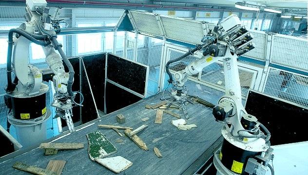 zenrobotics recycling robot