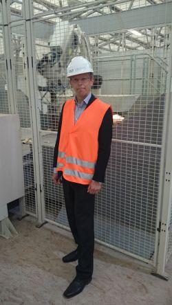 zenrobotics CEO Juho Malmberg