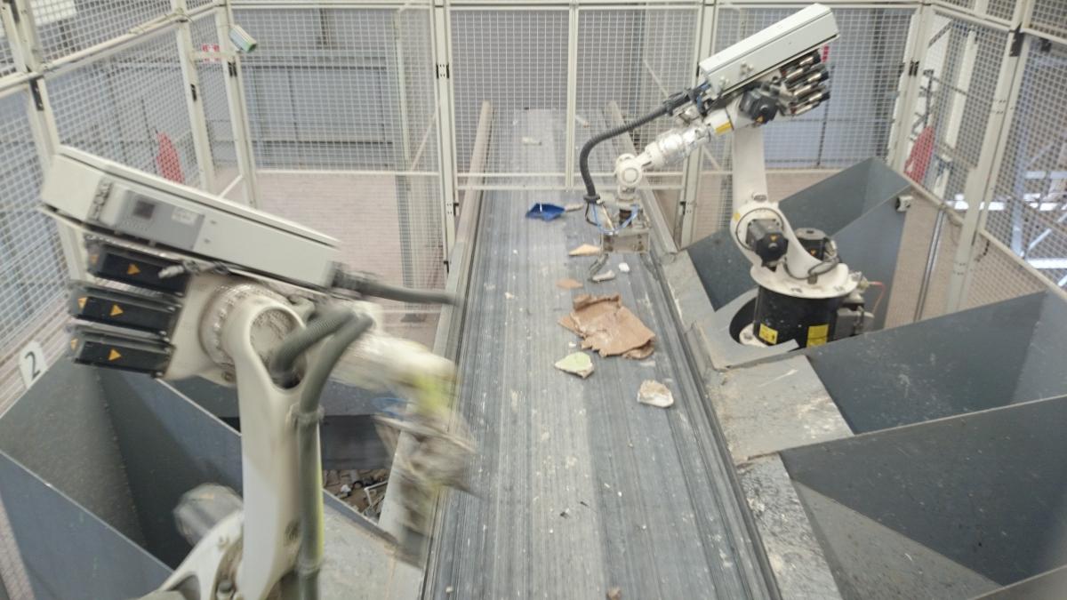 zen robotics robot AI
