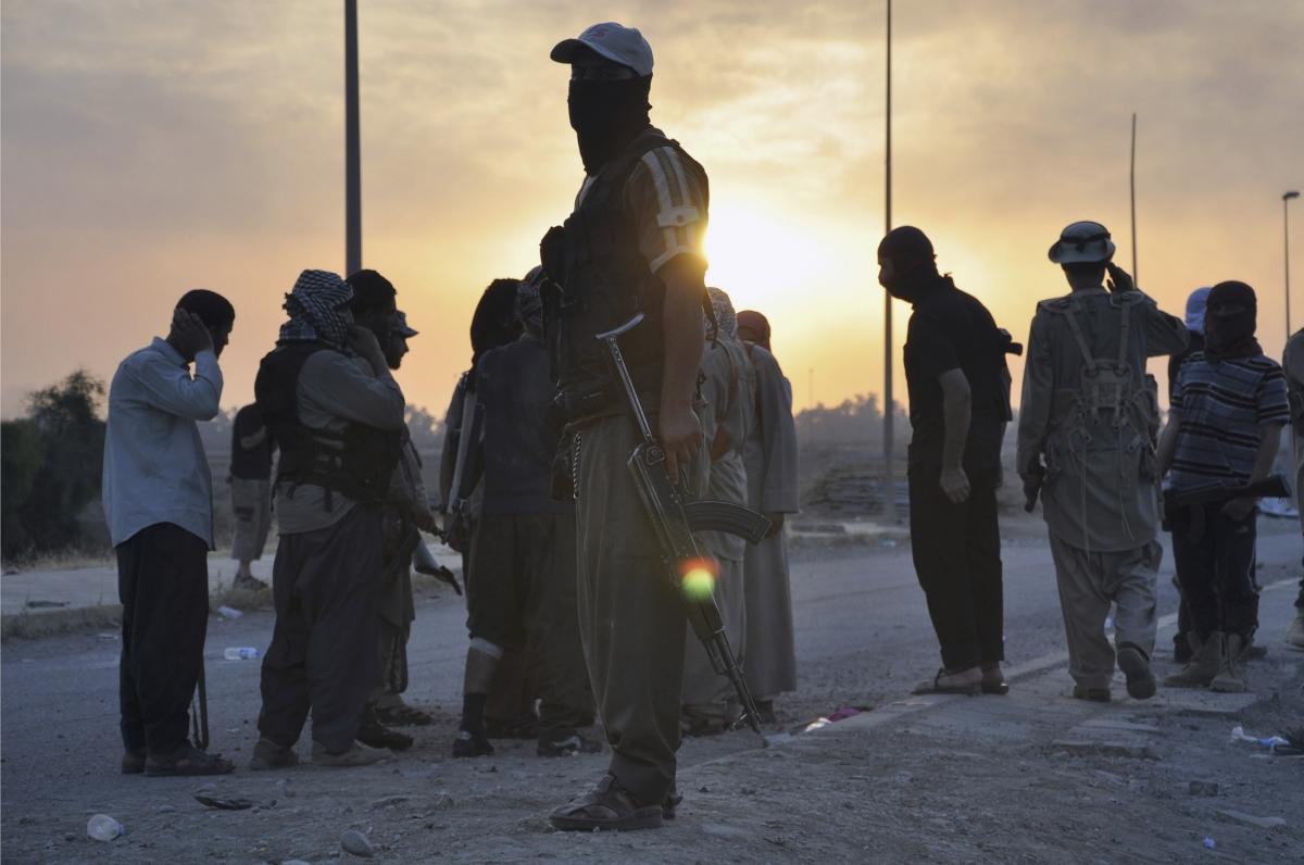 ISIS Iraq Syria