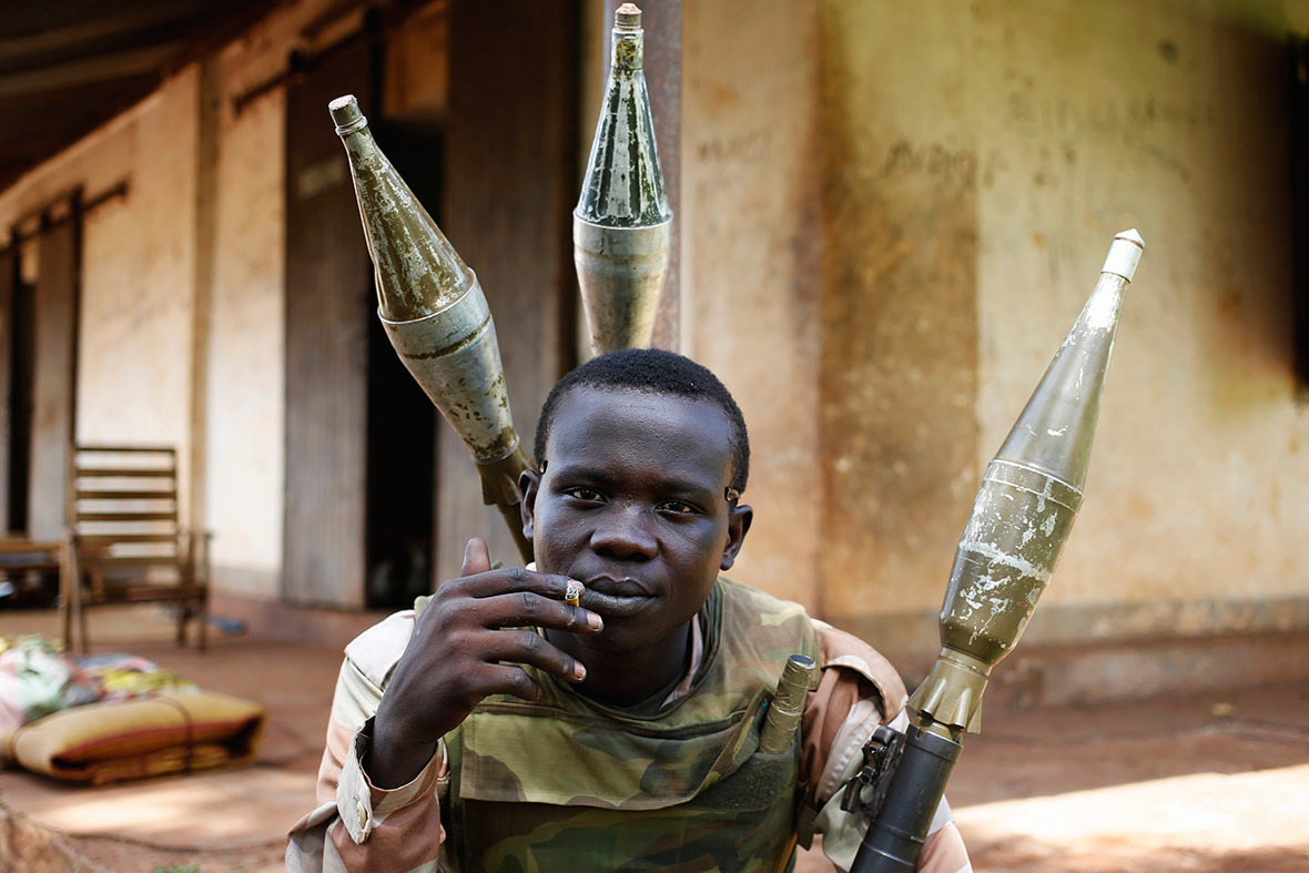 central african republic goran tomasevic