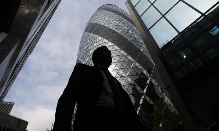 Record numbers of bankers are seeking professional help for drink, drugs and sex addiction