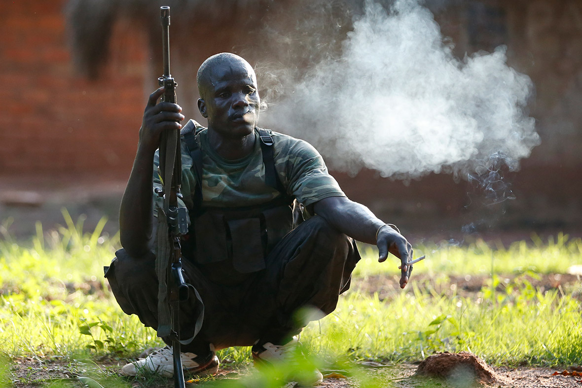 militia african groups armed leaders strong sanctions republic central