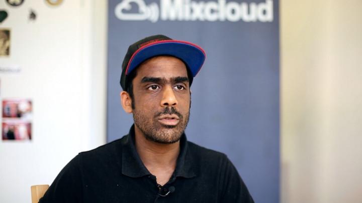 Mixcloud Nikhil Shah