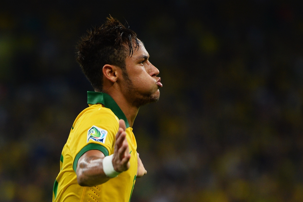 Neymar Most Popular Player on Twitter During World Cup Opener