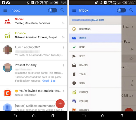 New Google Now Screenshots Hint at Android 5.0