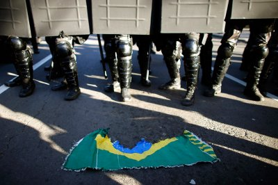 world cup protests brazil 2014 porto alegre