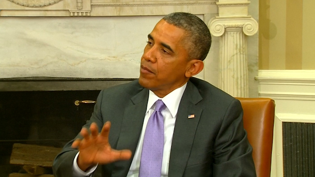 Obama Looking at All Options in Confronting Iraq Insurgency