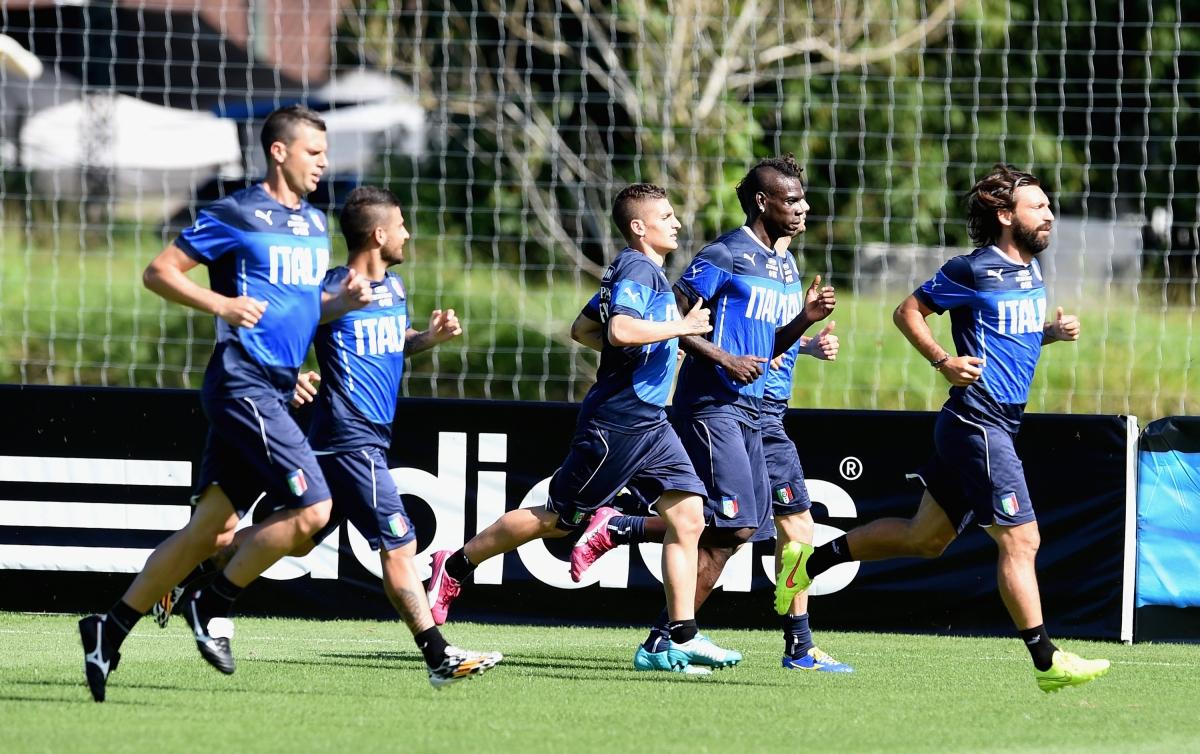 Brazil World Cup  2014 England Italy preview Pirlo Veratti