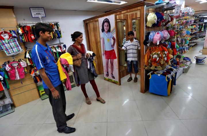 Kidwear Retail Store India