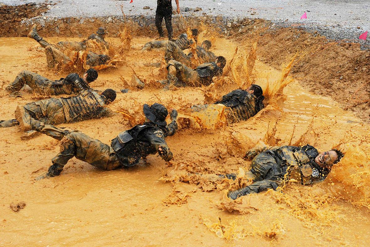 china swat