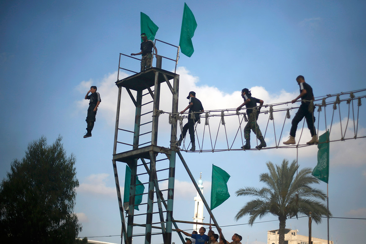 palestinian jump