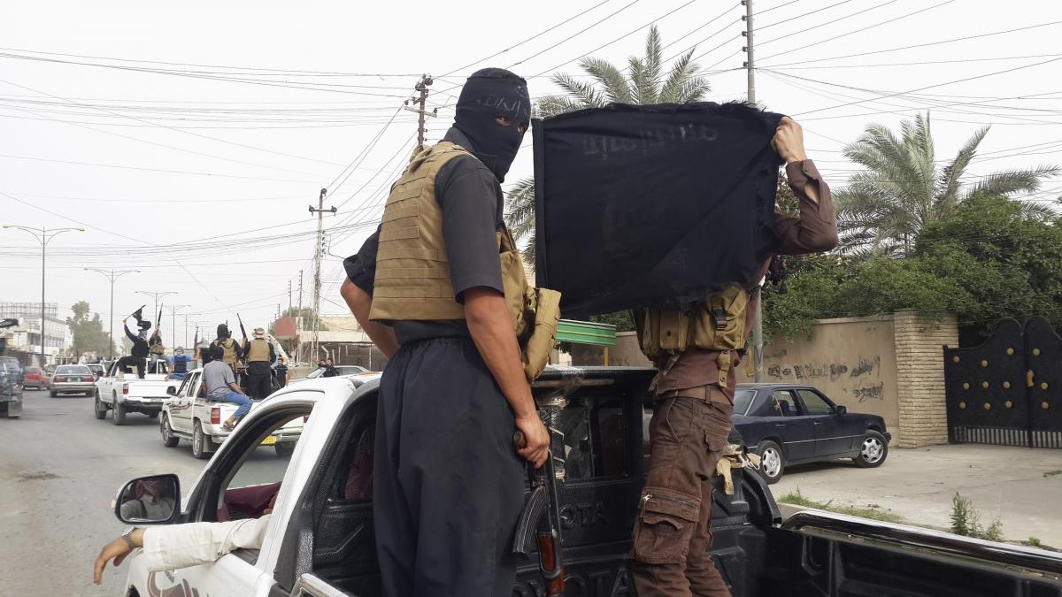 Iraq Terrorism
