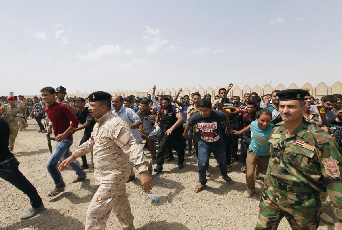 Iraq Crisis Isis