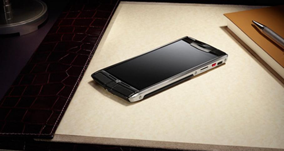 Vertu Signature Touch Smartphone £6,750