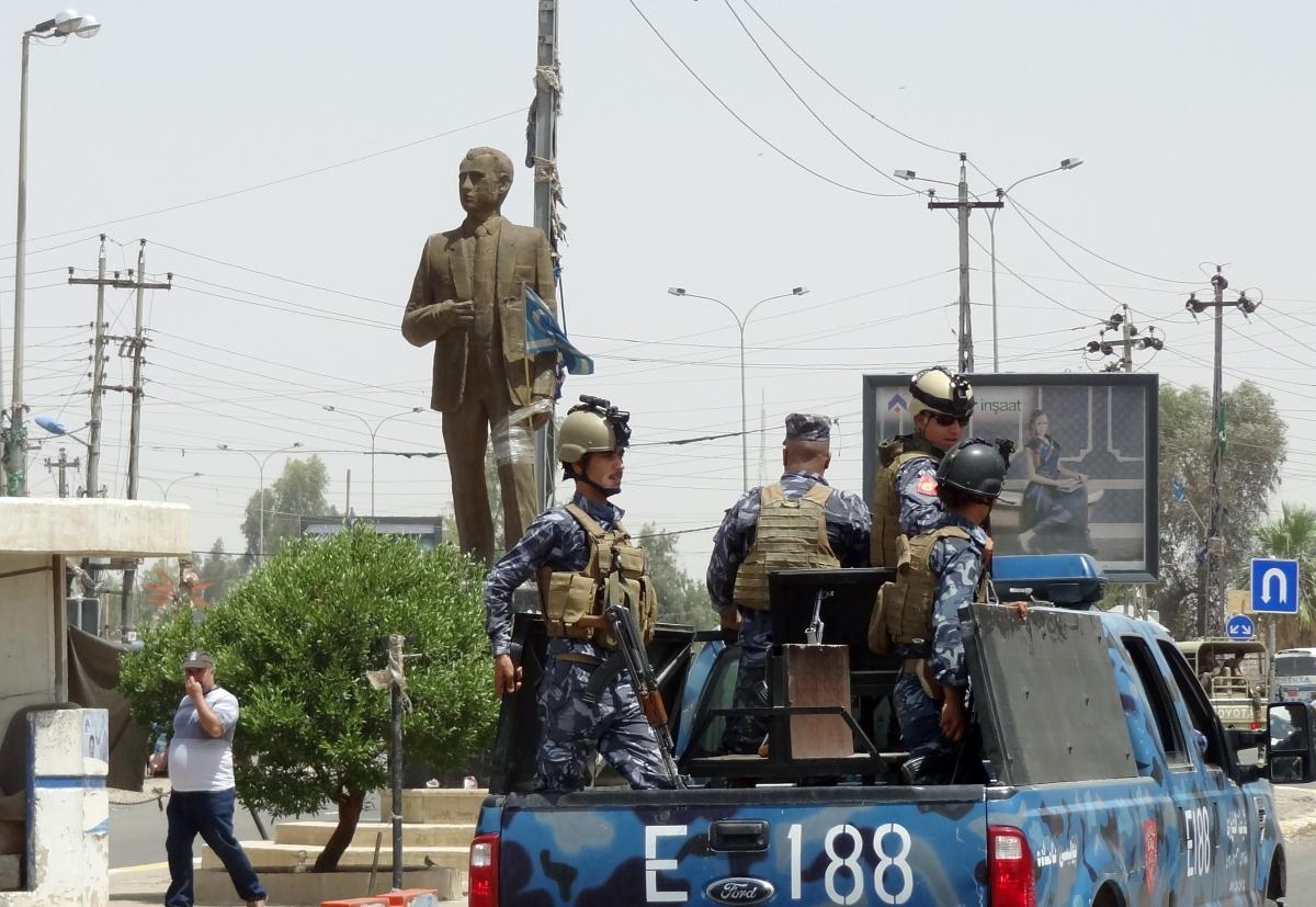 Kirkuk Iraq