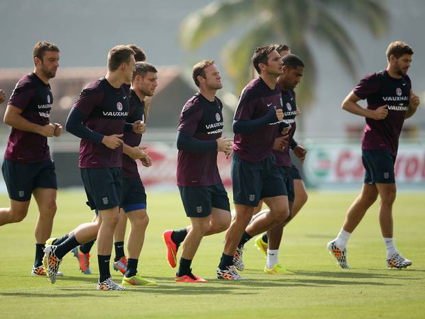 England Arrive in Manaus with Pitch in Poor State