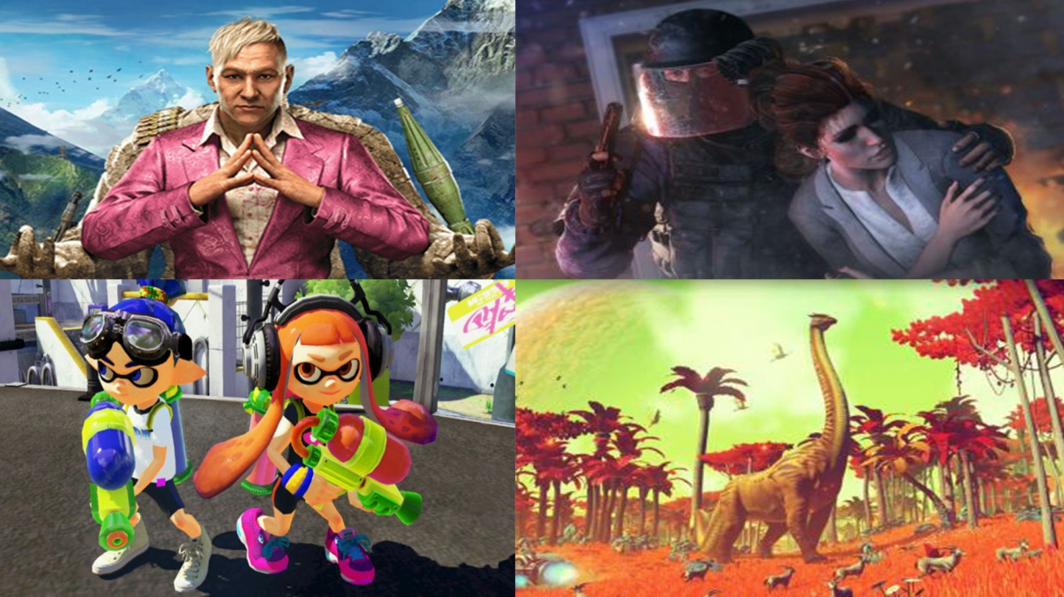 E3 2014: The Best Games at This Year's Expo