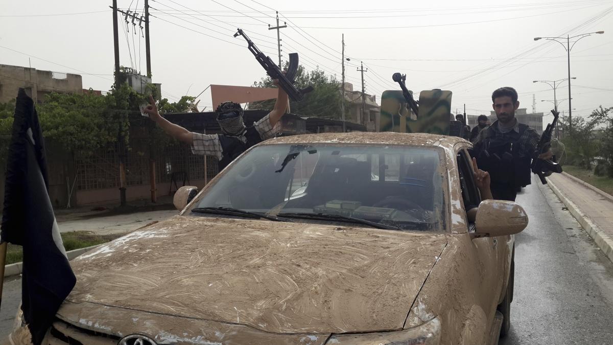 ISIL Iraq