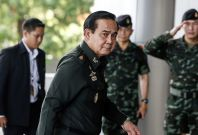 Thailand Junta