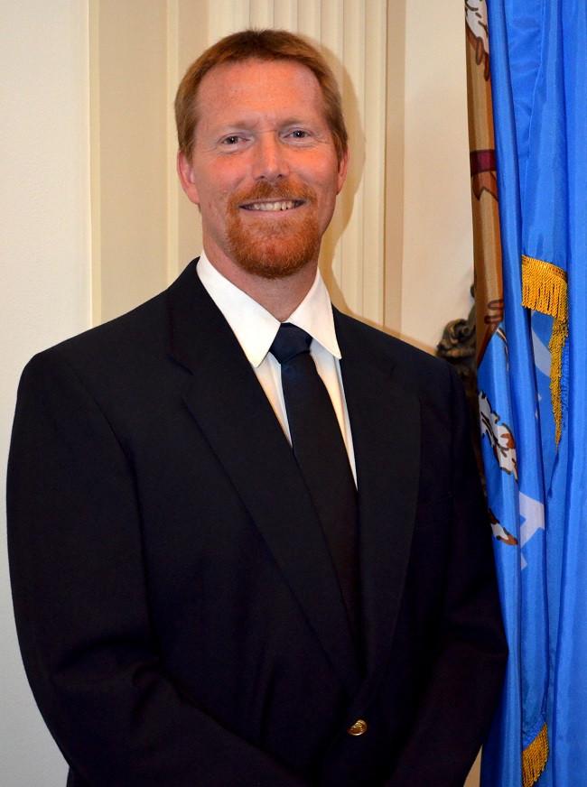 Scott Esk - Oklahoma candidate