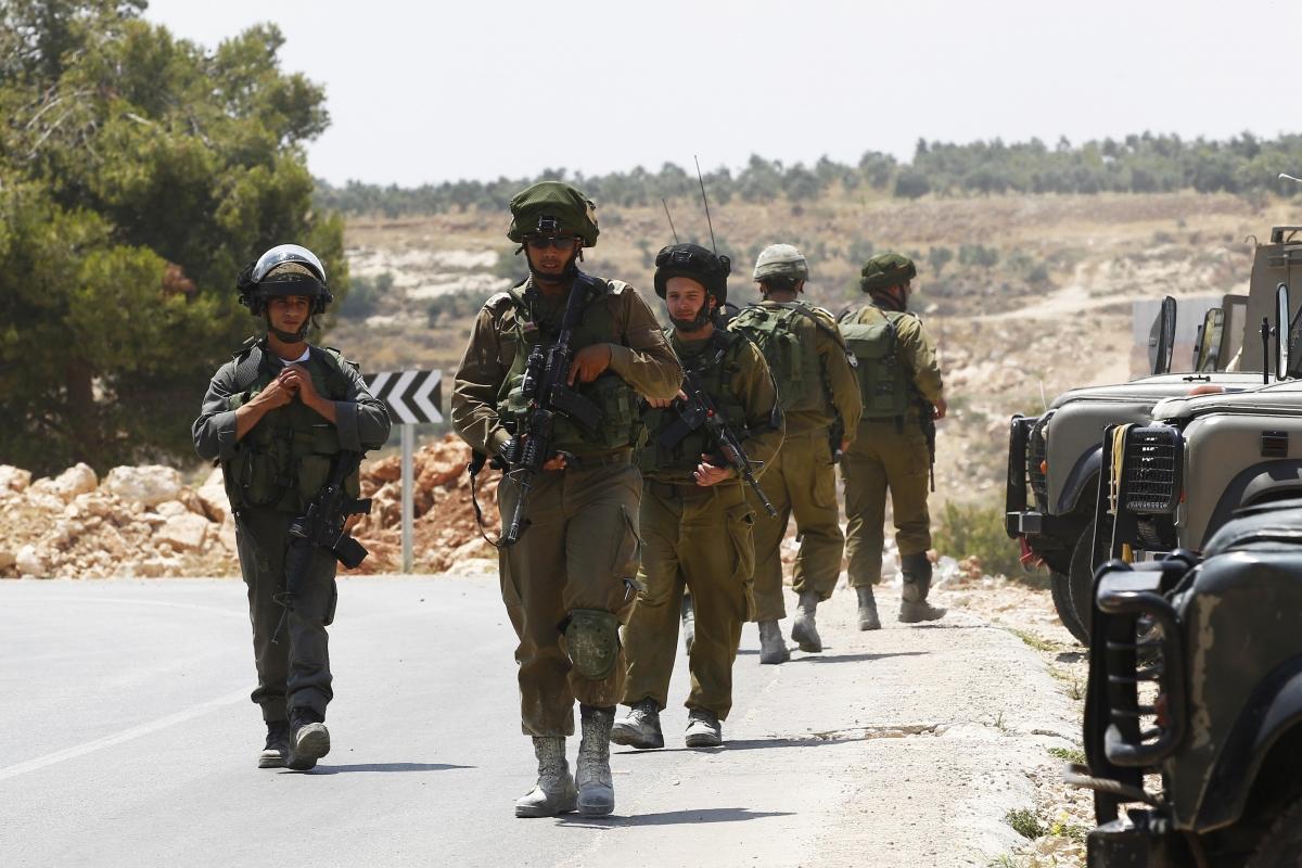 Israel Missing Teens