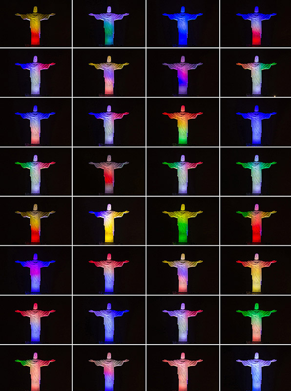 christ the redeemer world cup