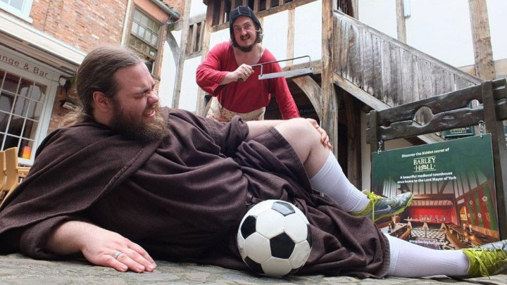 medieval football