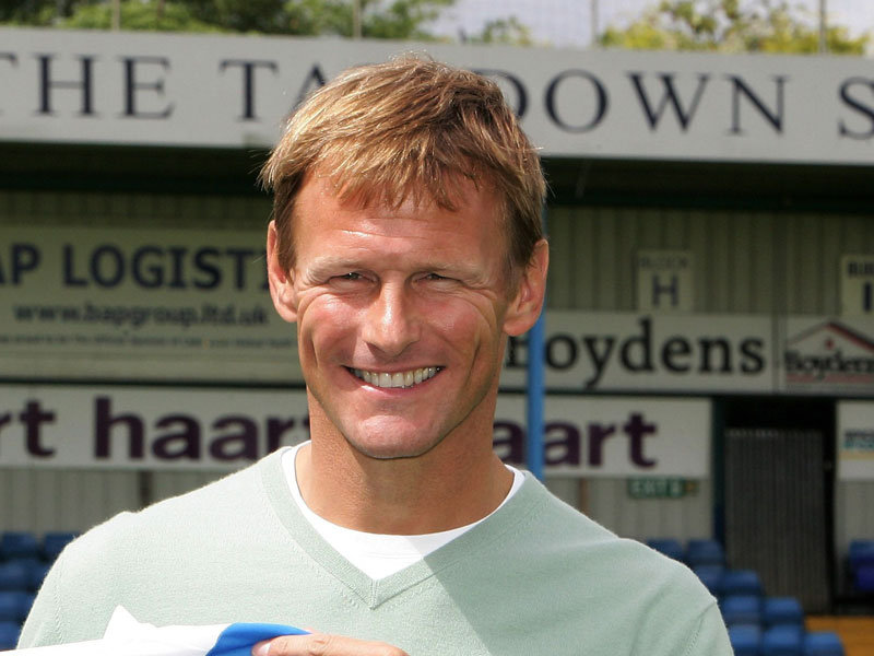 Teddy Sheringham: Brazil's a Tough Climate to Play In