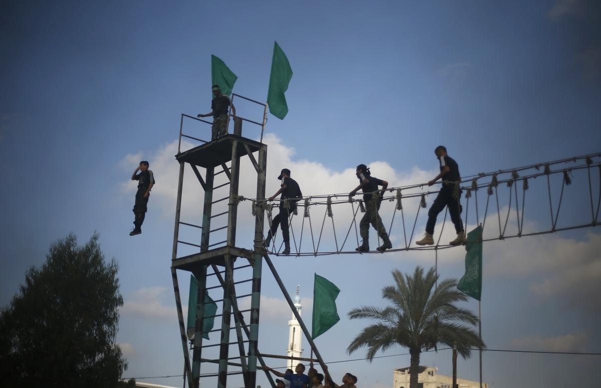 Hamas Israel Fatah