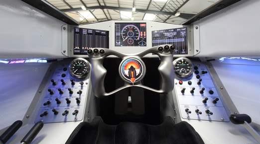 1000 mph supercar