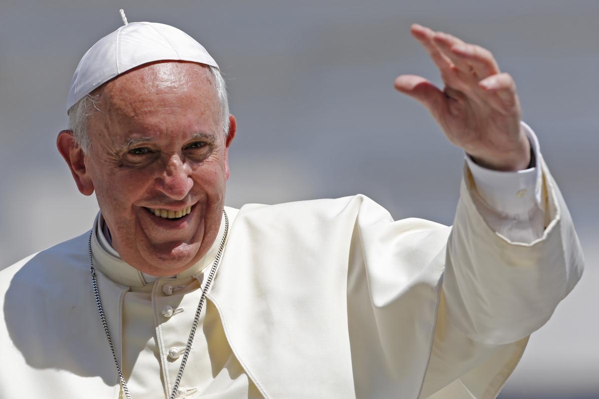 Pope Francis Popemobile