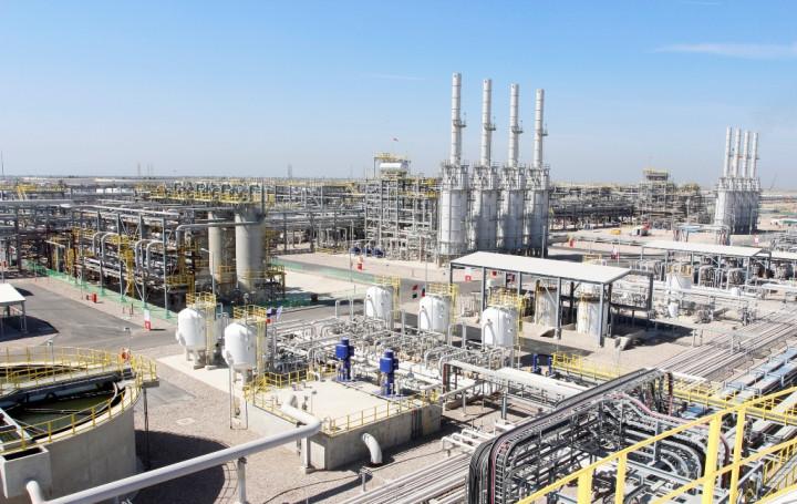 West Qurna Oilfield, Basra, Iraq