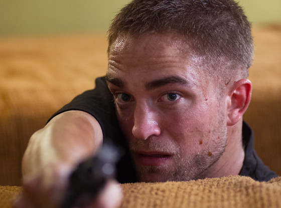 Robert Pattinson stars in The Rover set in the Australian outback