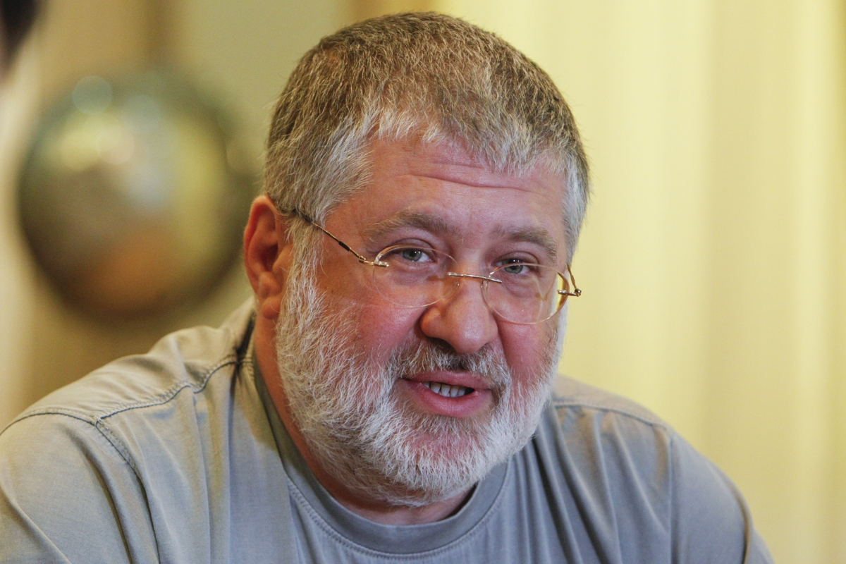 Igor kolomoisky wants to splash £80m on a fence in Ukraine to keep the Russians away