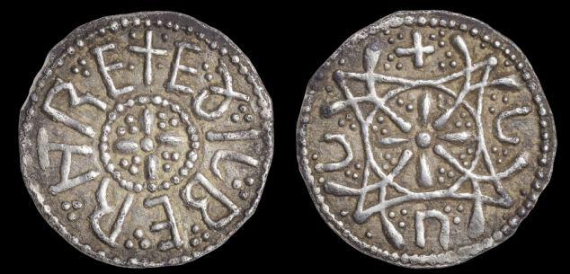 Rare silver coin