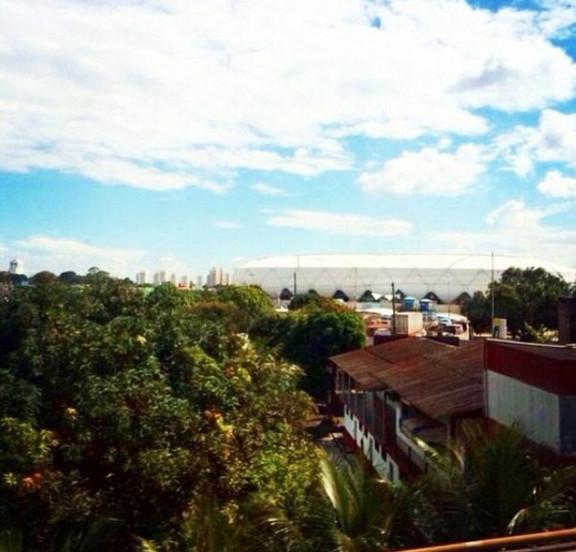 Manaus' Arena da Amazonia