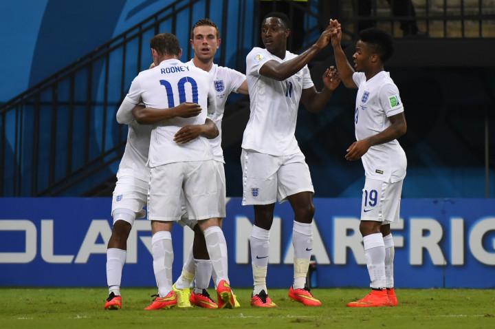 England v Italy