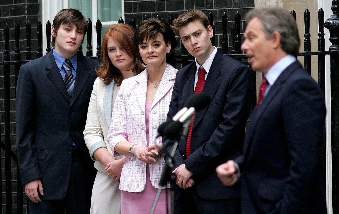 Blair family